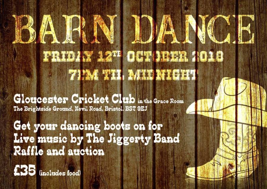Bristol Barn Dance fundraiser   For-Ethiopia